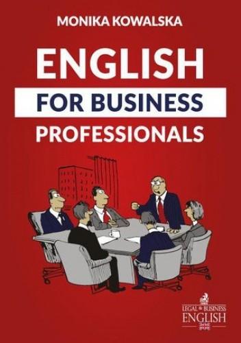 Okładka książki English for Business Professionals