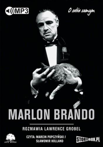 Okładka książki Brando Rozmowy
