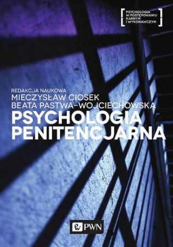 Okładka książki Psychologia penitencjarna