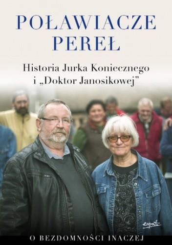 Okładka książki Poławiacze pereł. Historia Jurka Koniecznego i