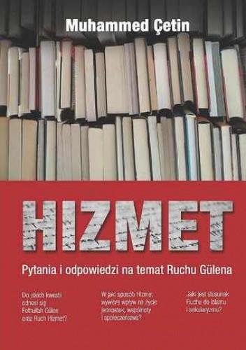 Okładka książki Hizmet. Pytania i odpowiedzi na temat Ruchu Gülena