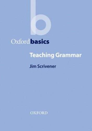 Okładka książki Teaching Grammar - Oxford Basics