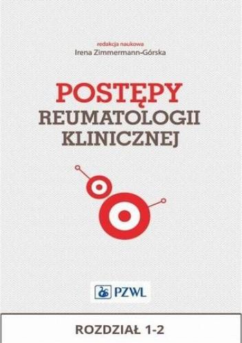 Okładka książki Postępy reumatologii klinicznej. Rozdział 1-2