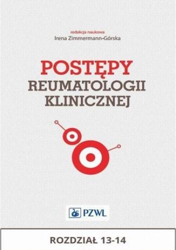 Okładka książki Postępy reumatologii klinicznej. Rozdział 13-14
