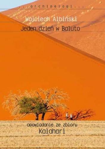 Okładka książki Jeden dzień w Baluto