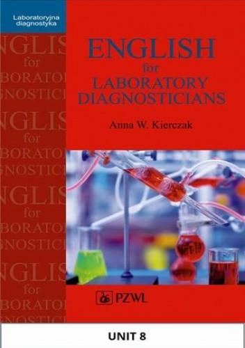 Okładka książki English for Laboratory Diagnosticians. Unit 8/ Appendix 8