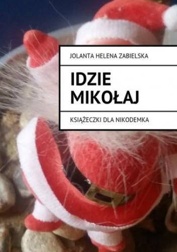 Okładka książki Idzie Mikołaj