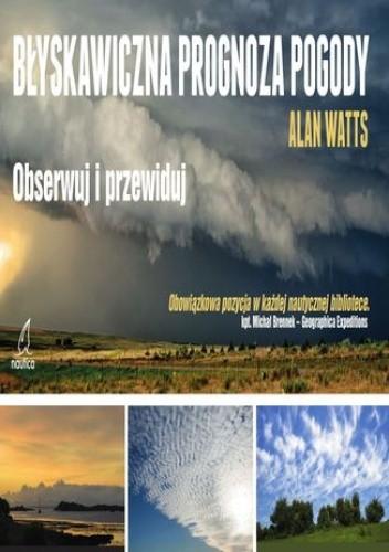 Okładka książki Błyskawiczna prognoza pogody