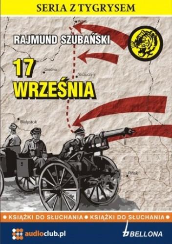 Okładka książki 17 września