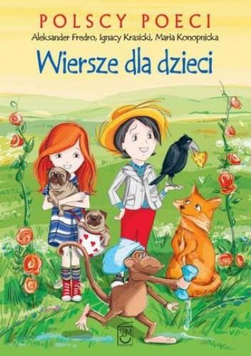 Okładka książki Polscy poeci. Wiersze dla dzieci. Fredro, Konopnicka