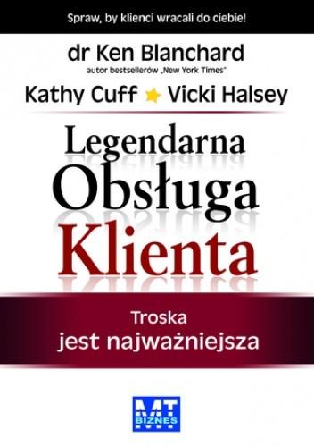 Okładka książki Legendarna obsługa Klienta