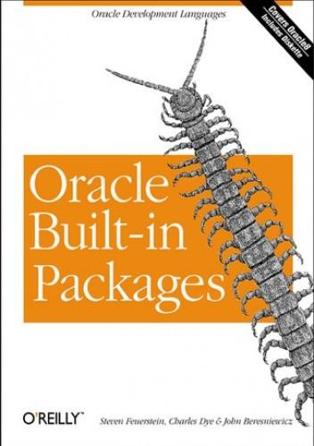 Okładka książki Oracle Built-in Packages