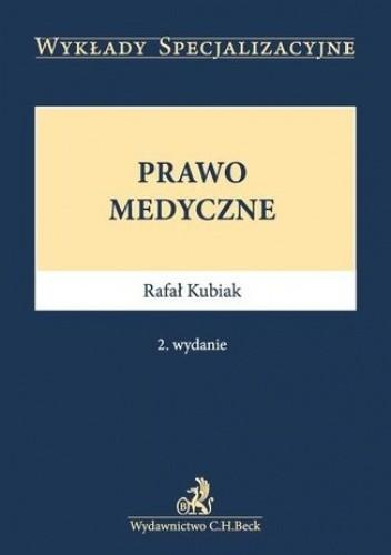 Okładka książki Prawo medyczne. Wydanie 2