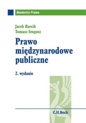 Okładka książki Prawo międzynarodowe publiczne. Wydanie 2