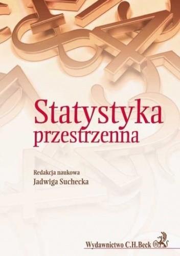Okładka książki Statystyka przestrzenna. Metody analizy struktur przestrzennych