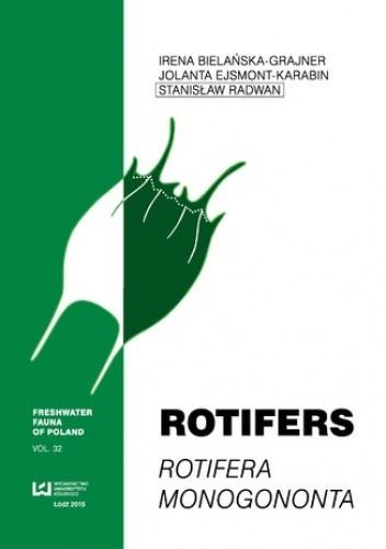 Okładka książki Rotifers. Rotifera Monogononta
