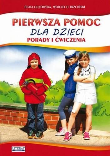 Okładka książki Pierwsza pomoc dla dzieci