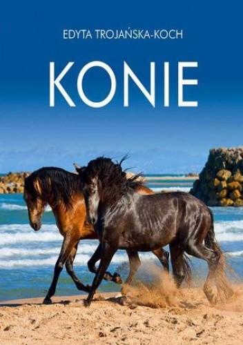 Okładka książki Konie. Album