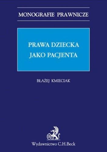 Okładka książki Prawa dziecka jako pacjenta
