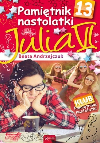 Okładka książki Pamiętnik nastolatki 13. Julia VI
