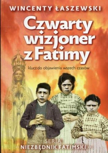 Okładka książki Czwarty wizjoner z Fatimy