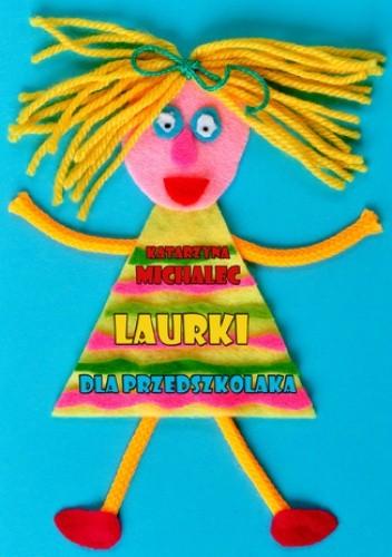 Okładka książki Laurki dla przedszkolaka