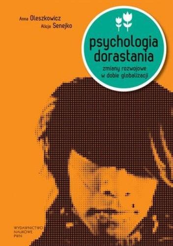 Okładka książki Psychologia dorastania