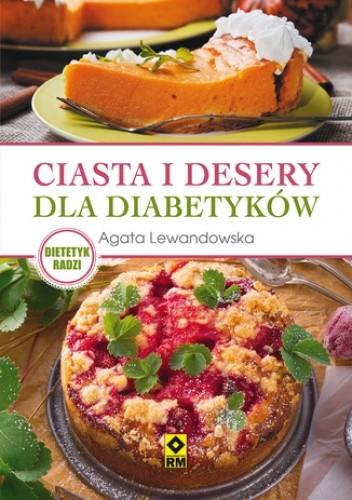 Okładka książki Ciasta i desery dla diabetyków