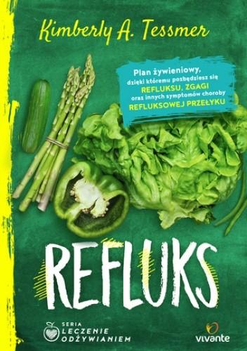 Okładka książki Refluks : plan żywieniowy