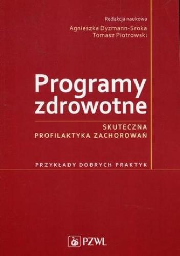 Okładka książki Programy zdrowotne