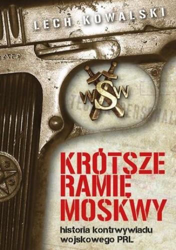 Okładka książki Krótsze ramię Moskwy