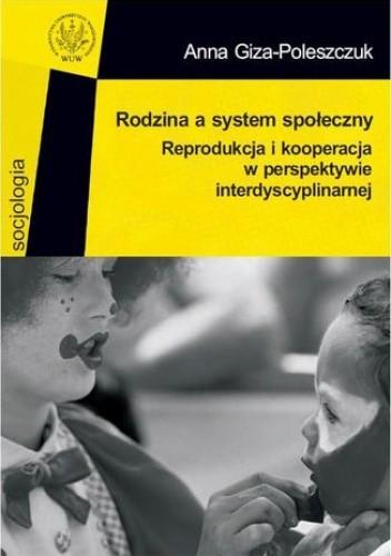 Okładka książki Rodzina a system społeczny