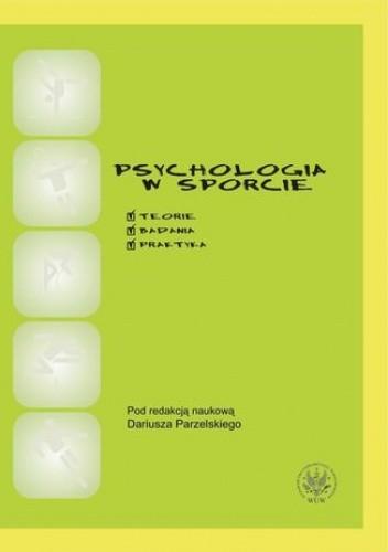 Okładka książki Psychologia w sporcie