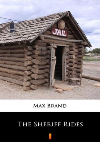 Okładka książki The Sheriff Rides