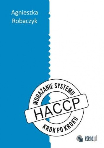 Okładka książki Wdrażanie systemu HACCP