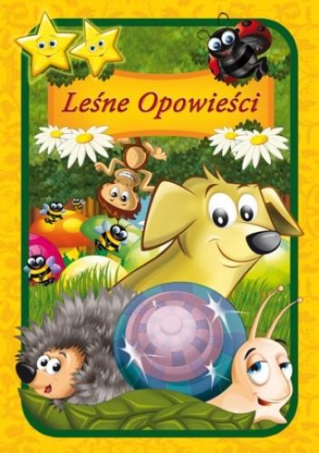 Okładka książki Leśne Opowieści