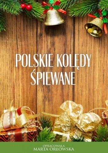 Okładka książki Polskie kolędy śpiewane