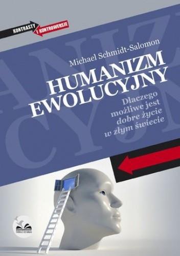 Okładka książki Humanizm ewolucyjny