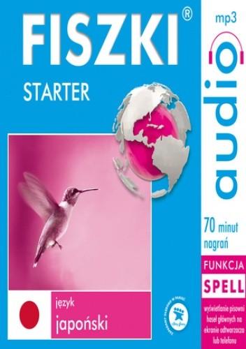 Okładka książki FISZKI audio - j. japoński - Starter