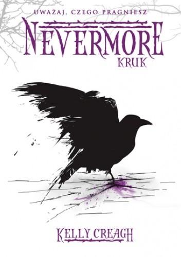 Okładka książki Nevermore 1 Kruk