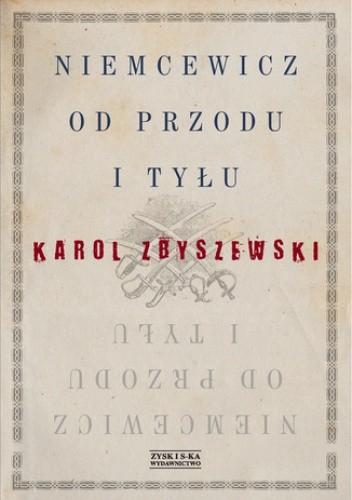 Okładka książki Niemcewicz od przodu i od tyłu