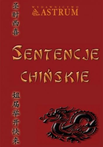 Okładka książki Sentencje chińskie
