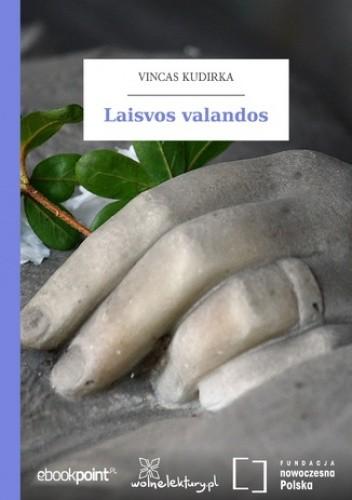 Okładka książki Laisvos valandos