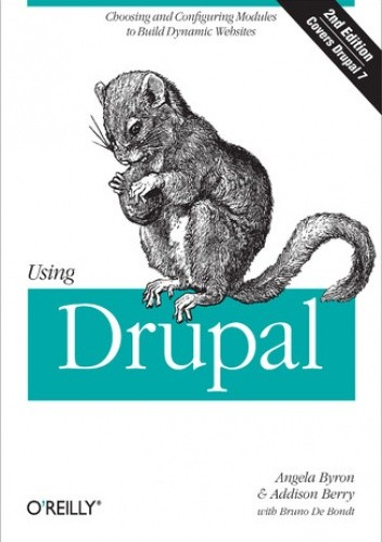 Okładka książki Using Drupal. 2nd Edition