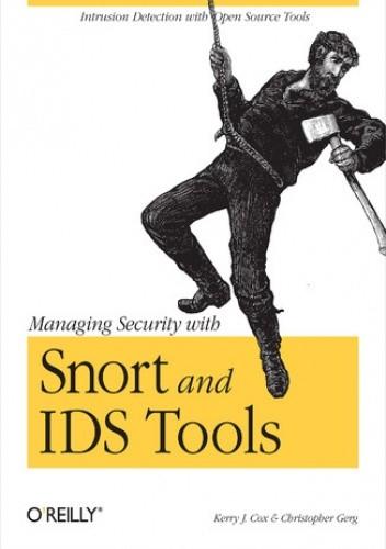 Okładka książki Managing Security with Snort & IDS Tools