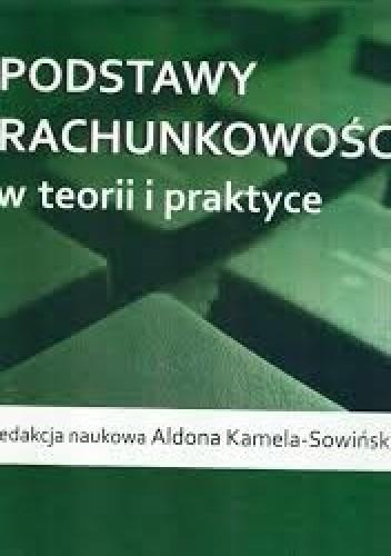 Okładka książki Podstawy rachunkowości w teorii i praktyce