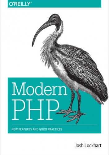 Okładka książki Modern PHP. New Features and Good Practices