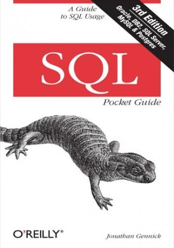Okładka książki SQL Pocket Guide. 3rd Edition