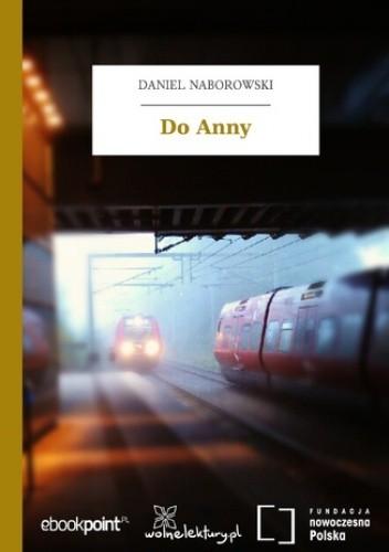Okładka książki Do Anny