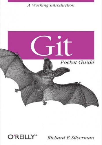 Okładka książki Git Pocket Guide